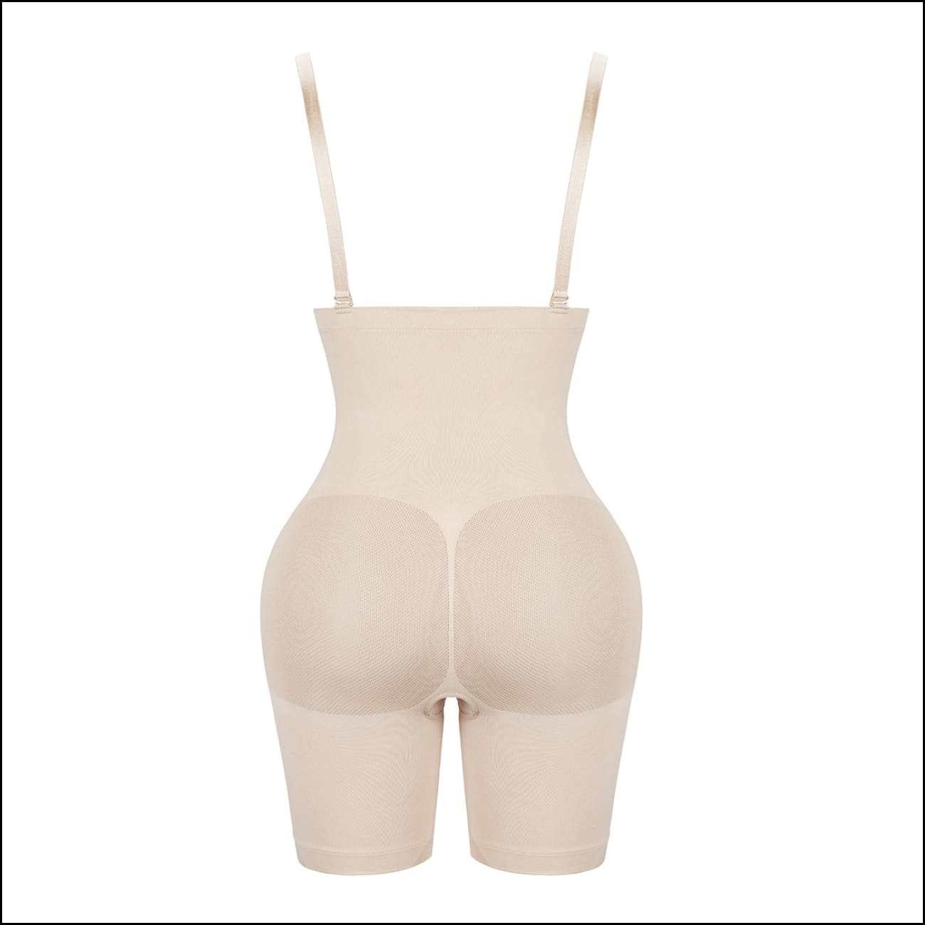 The perfect silhouette - shapewear