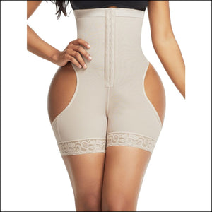Open image in slideshow, Tuck the tummy and lift - s / skin color - shapewear