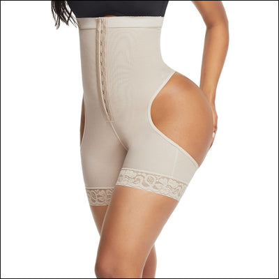 Tuck the tummy and lift - shapewear