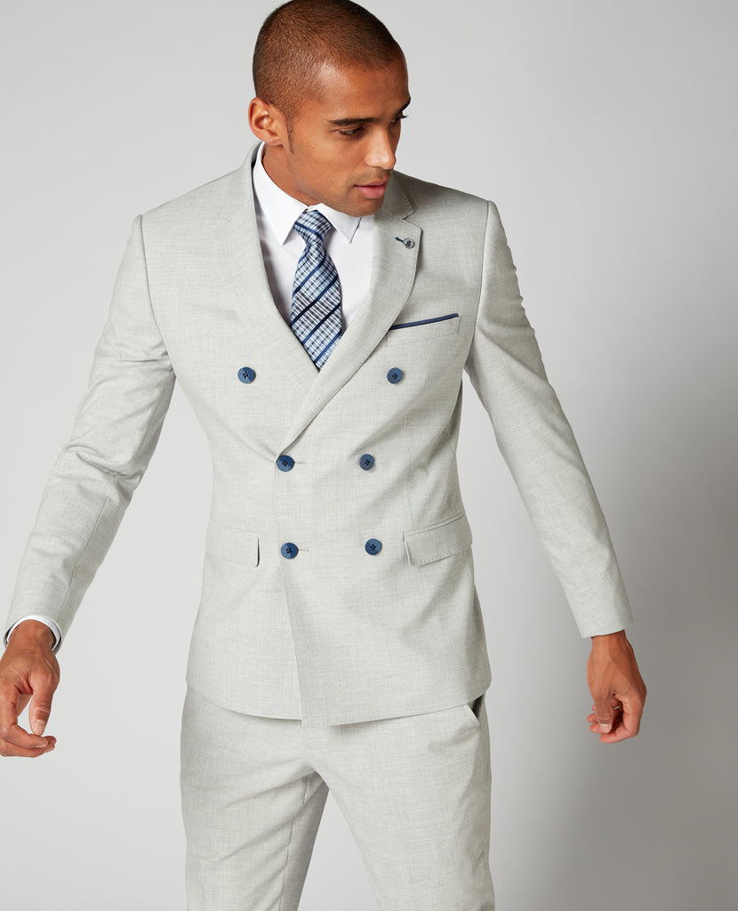 Marco Double Breasted 2 Piece Suit