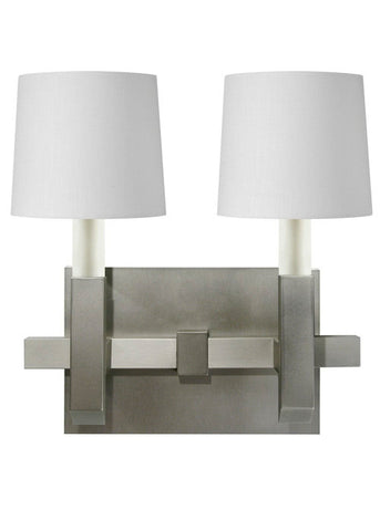 Cambridge Double Sconce