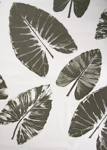 BANANA LEAVES - Taupe
