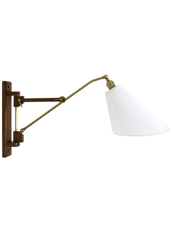 Travis Swing Arm Sconce