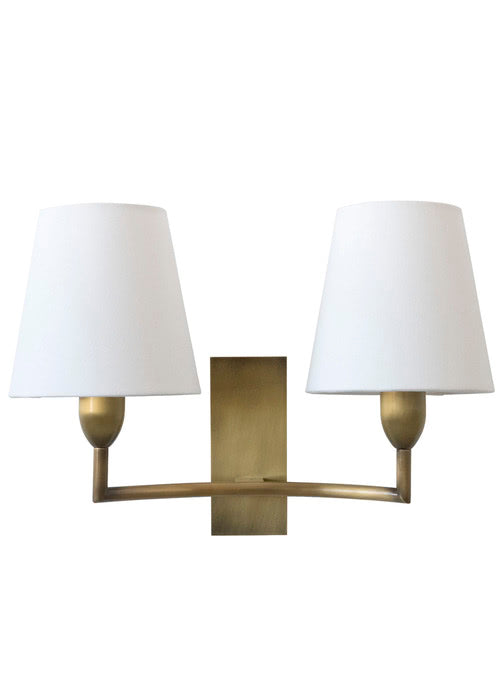 Millet Double Sconce