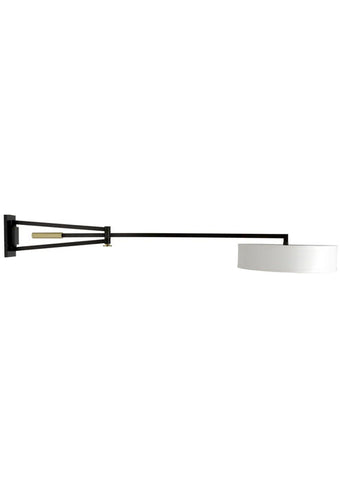 Franklin Swing Arm Sconce