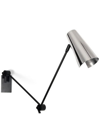 Laverne Swing Arm Sconce