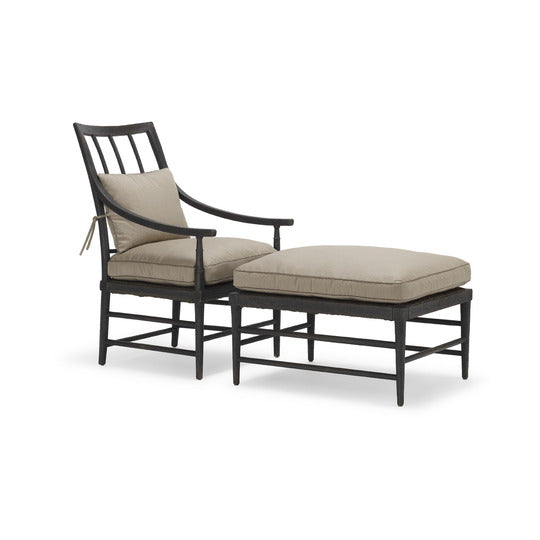 Darby Lounge Chair & Ottoman