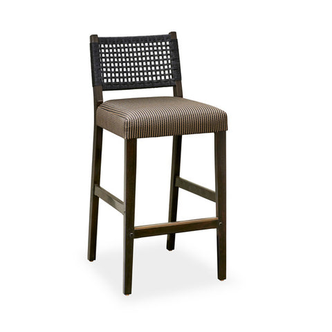 Courtens Barstool (small, armless, danish cord)