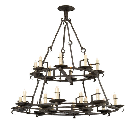 Cardiff Chandelier (medium & large)