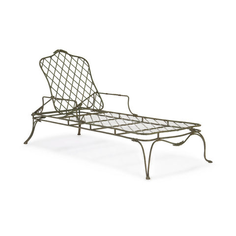 Twig Iron Chaise