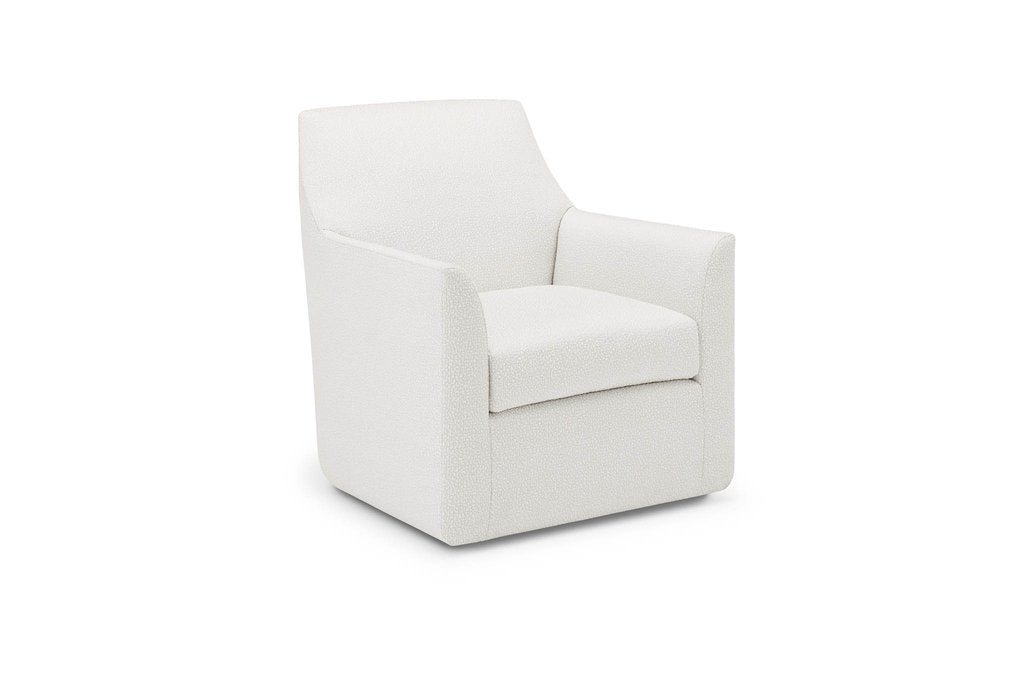 Camille Swivel Lounge Chair