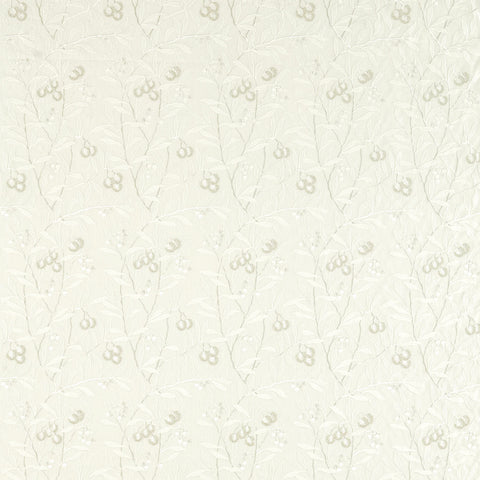 PURE ARBUTUS EMBROIDERY  -  White Clover