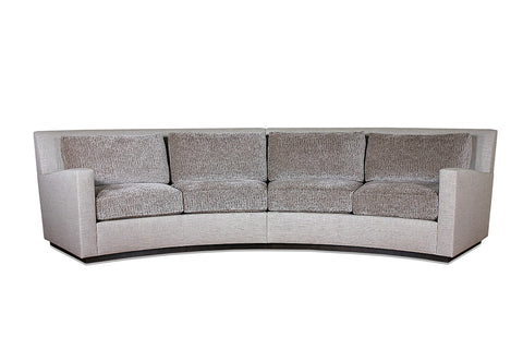 Geneva Sofa - Curved
