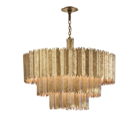 San Lorenzo Three-Tier Chandelier