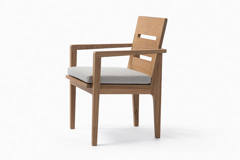 Bombay Dining Arm Chair
