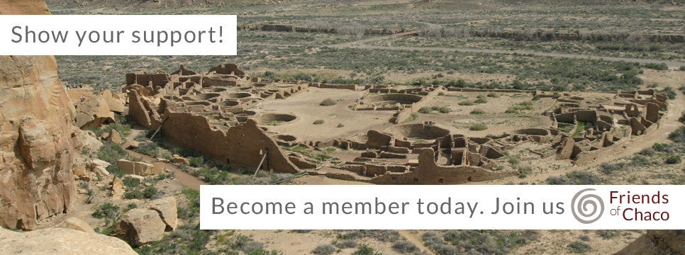 Become a Member of the Friends of Chaco
