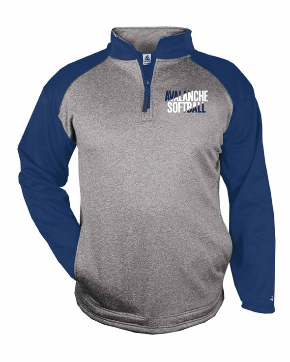 Bloomington Avalanche Fleece Quarter Zip Pullover