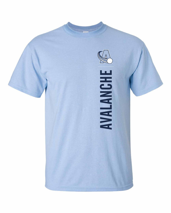 Bloomington Avalanche Side Design Cotton Tee