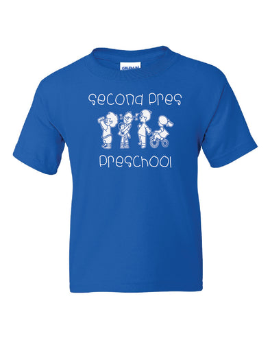 2nd Pres Preschool Short Sleeve T-Shirt