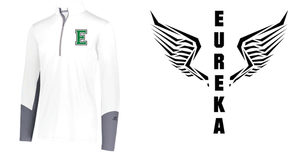 Eureka Track and Field Quarter Zip