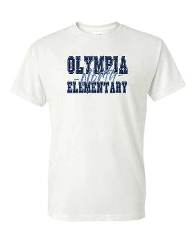 Olympia North Collegiate T-Shirt