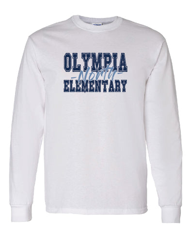 Olympia North Collegiate Long Sleeve T-Shirt
