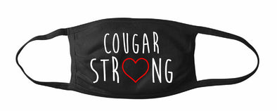 Cougar Strong Face Mask