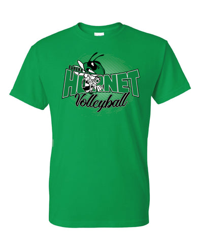 EMS Volleyball  Inset T-Shirt