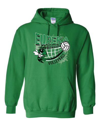 EMS Volleyball Netted Hooded Sweatshirt