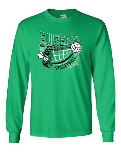 EMS Volleyball Netted Long Sleeve T-Shirt