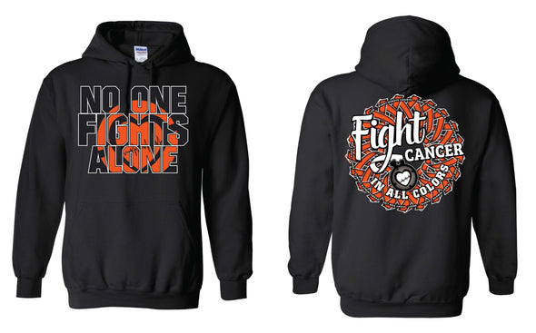 2020 Fight For Life Hooded Sweatshirt TODDLER