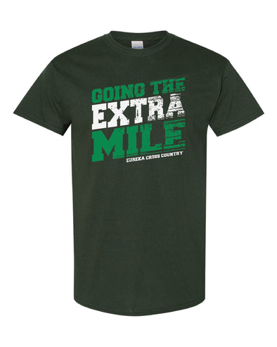 Eureka Cross Country Going the Extra Mile T-Shirt