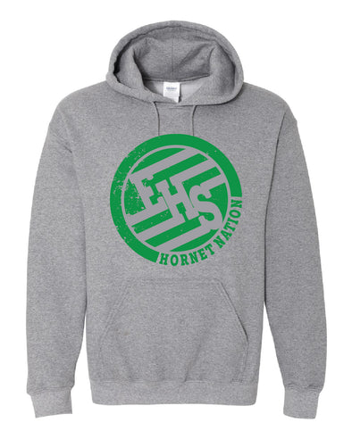 EHS Hornet Nation Hooded Sweatshirt