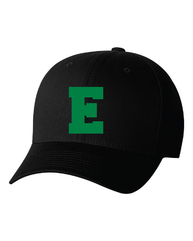 Black Flexfit E Hat