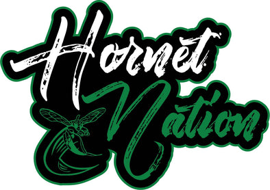 Hornet Nation Window Decal