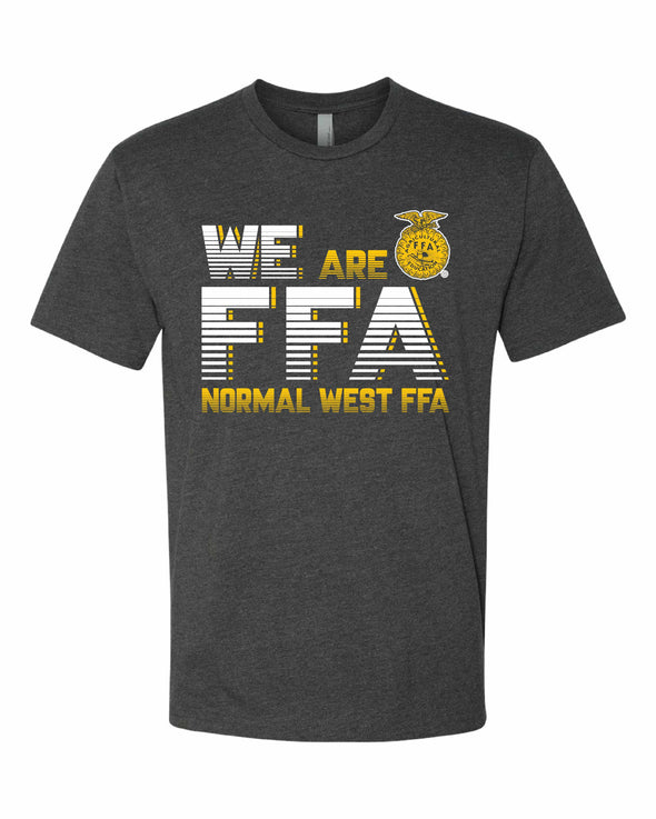 Normal West We Are FFA Shirt