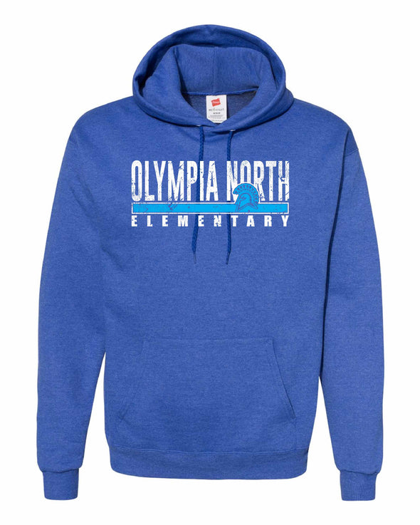 Olympia North Stripe Sweatshirt