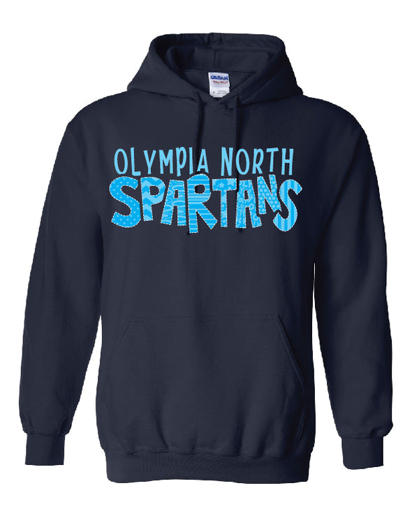 Olympia North Quirky Sweatshirt