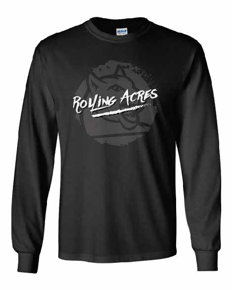 Rolling Acres Seal Long Sleeve T-shirt