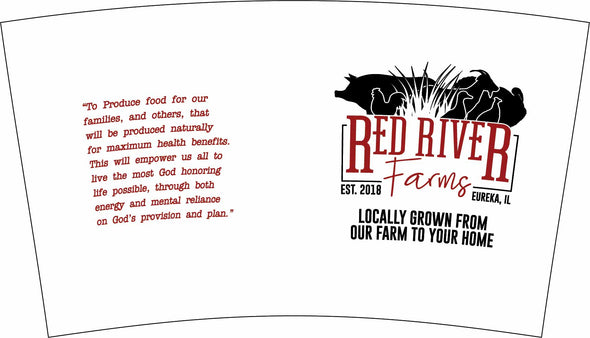 Red River Farms Tumbler