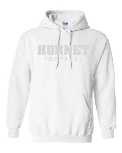 Block Hornet Football Hooded Sweatshirt