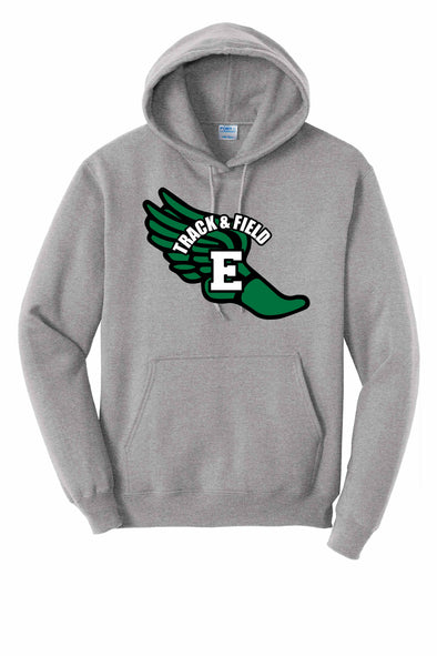 Eureka Track Wing Hooded Sweatshirt