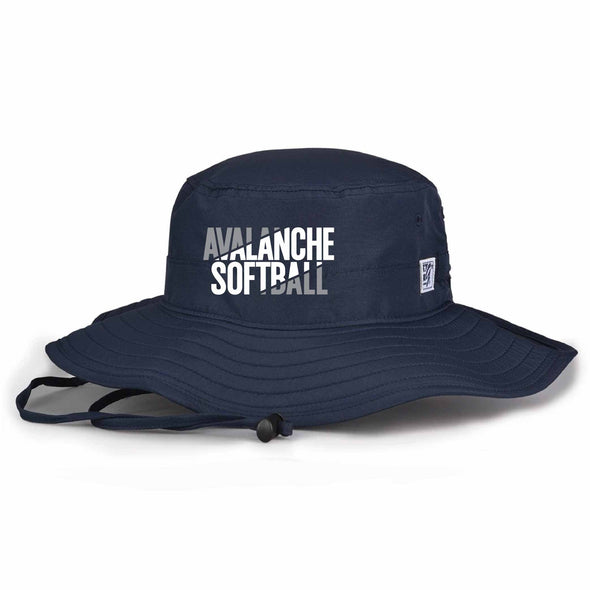 Bloomington Avalanche Boonie-Embroidered