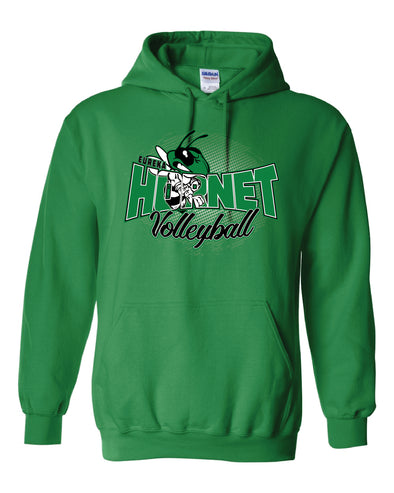 EMS Volleyball Inset Hooded Sweatshirt