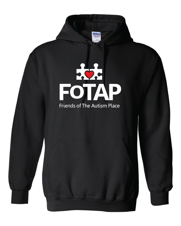 Friends of The Autism Place Hooded Sweatshirt