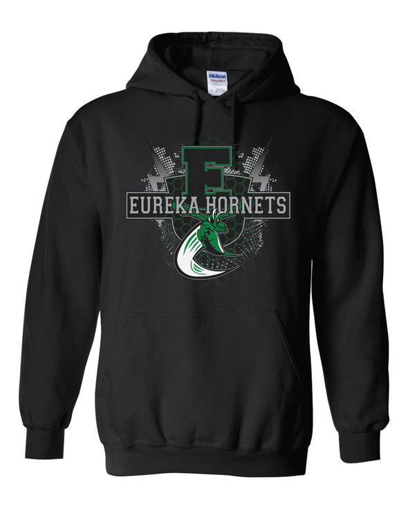 Eureka Hex Hooded Sweatshirt