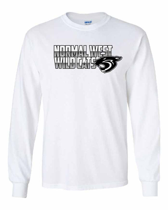 Normal West Faded Long Sleeve Shirt
