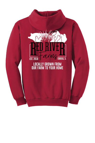 Red River Farms Hooded Sweatshirt
