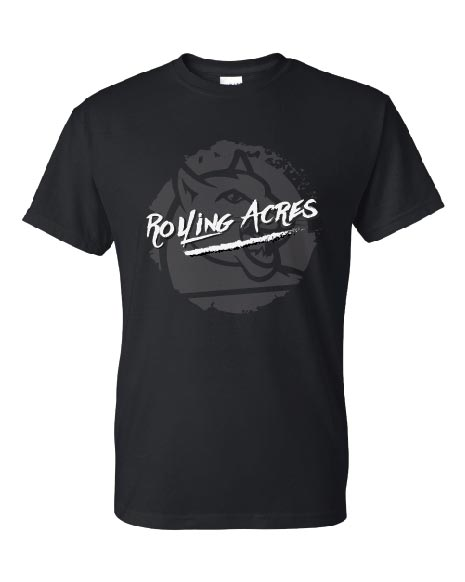 Rolling Acres Seal T-shirt