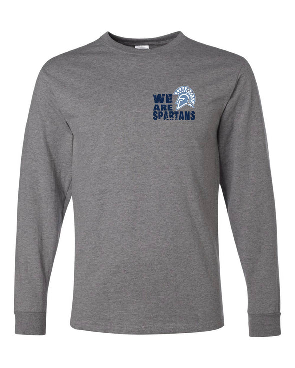 We Are Spartans Long Sleeve T-Shirt